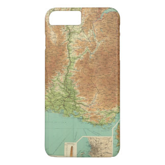 France southeastern section Corsica Marseille iPhone 7 Plus Case