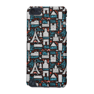 France | Symbols Pattern iPod Touch 5G Case