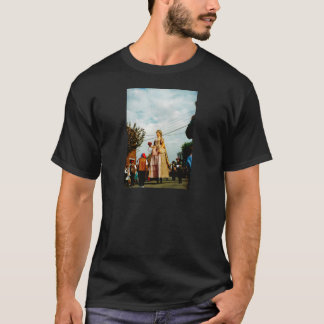 France, the Flanders Giants on Parade T-Shirt