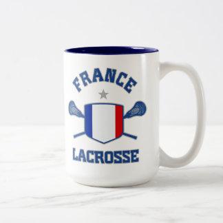 France Two-Tone Coffee Mug