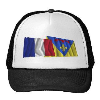 France Var waving flags Hat