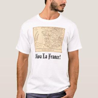 France, Viva La France! T-Shirt