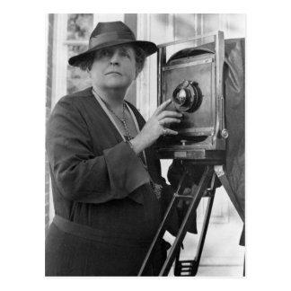 Frances Benjamin Johnston, 1936 Postcard