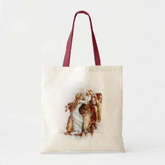 Frances Brundage: King Lear and Cordelia Tote Bag