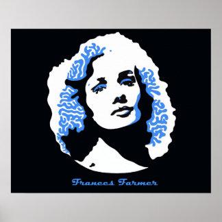 Frances Farmer Poster