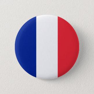France's Flag 6 Cm Round Badge
