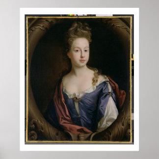 Frances Hales, c.1680-90 (oil on canvas) Poster