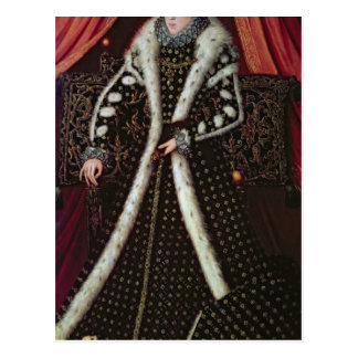Frances Sidney, Countess of Sussex, c.1565 Postcard