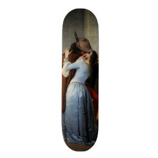 Francesco Hayez - The Kiss Skate Decks