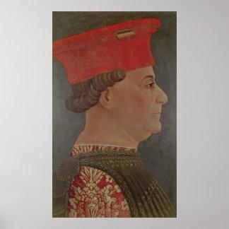 Francesco Sforza  Duke of Milan Poster