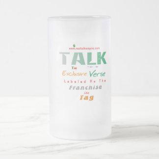 franchise - glass coffee mugs