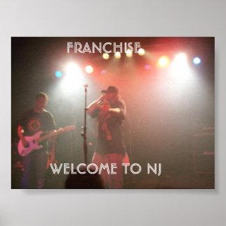 Franchise Poster 13.95