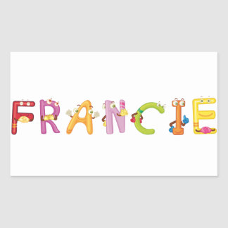 Francie Sticker