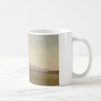 Francis Augustus Silva - The Hudson at the Tappan Coffee Mug