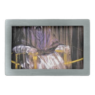 Francis Bacon - Screaming Popes Belt Buckle