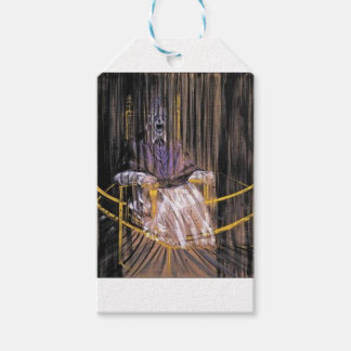 Francis Bacon - Screaming Popes Gift Tags