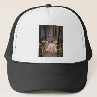 Francis Bacon - Screaming Popes Trucker Hat