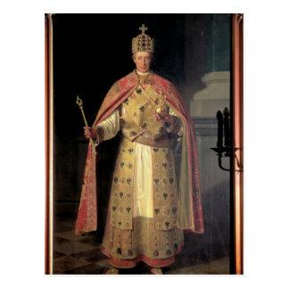 Francis II, Holy Roman Emperor Postcard