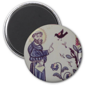 Francis of Assisi Magnets