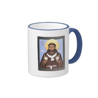 Francis of Assisi mug