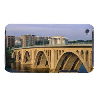 Francis Scott Key Bridge in daylight iPod Touch Cover