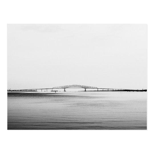 Francis Scott Key Bridge Postcard