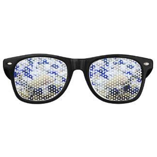 Francis the albino cat fish retro sunglasses