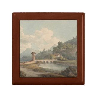 Francis Towne - Modern Bridge at Narni Gift Box