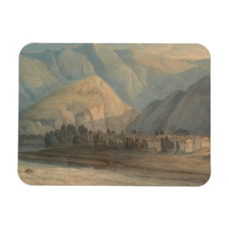 Francis Towne - The Grange at the Head of Keswick Magnet