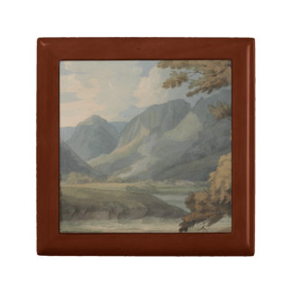 Francis Towne - View in Borrowdale of Eagle Crag Gift Box