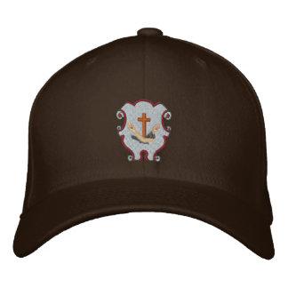 Franciscan logo - crest embroidered hat