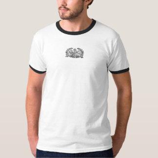 Franciscan logo - crest - printed T-Shirt