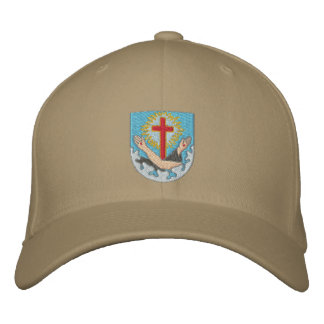 Franciscan logo (small) embroidered hat