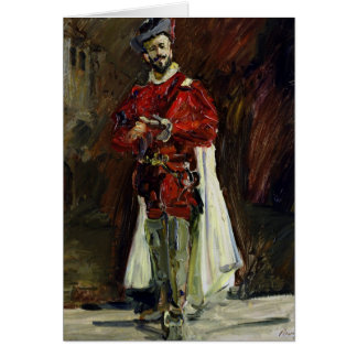Francisco D'Andrade  as Don Giovanni, 1912 Card