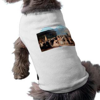 Francisco de Goya - Geissler procession Dog Shirt