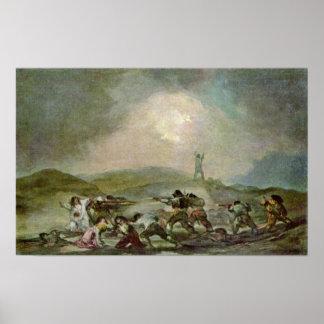 Francisco de Goya - Spanish War of Independence Posters