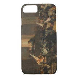 Francisco Goya - Inquisition Scene iPhone 7 Case
