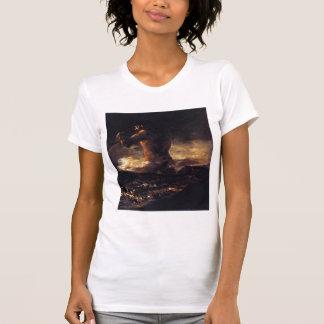 Francisco Goya- The Colossus Shirts