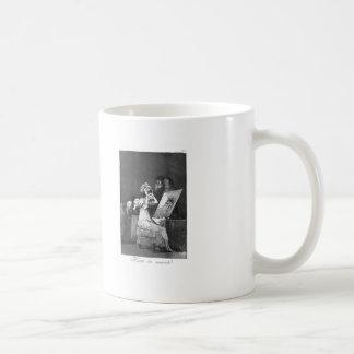Francisco Goya- Till death Mug