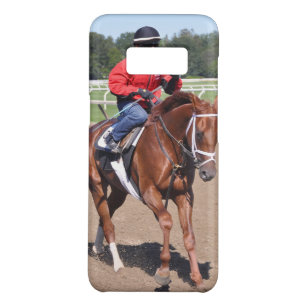 Franco in the First Case-Mate Samsung Galaxy S8 Case