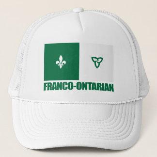 Franco-Ontarian Trucker Hat