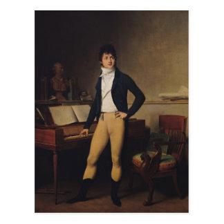 Francois Adrien Boieldieu  1800 Postcard