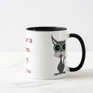 Francois Cat Mug