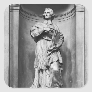 Francois de Salignac de La Mothe-Fenelon  1777 Square Sticker