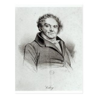 Francois Eugene Vidocq Postcard