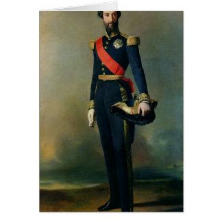 Francois-Ferdinand-Philippe d'Orleans Card