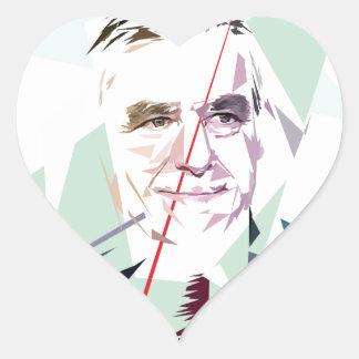 Francois Fillon after Pénélope Spoils Heart Sticker
