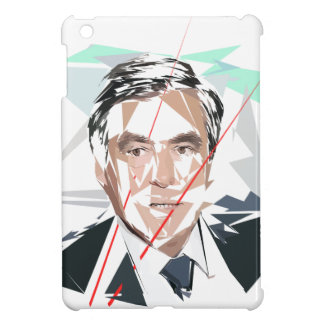 Francois Fillon before pénéloppe spoils iPad Mini Cover