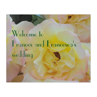 Francy Roses Special Day Wall Art