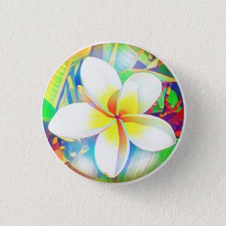 Frangipani button
